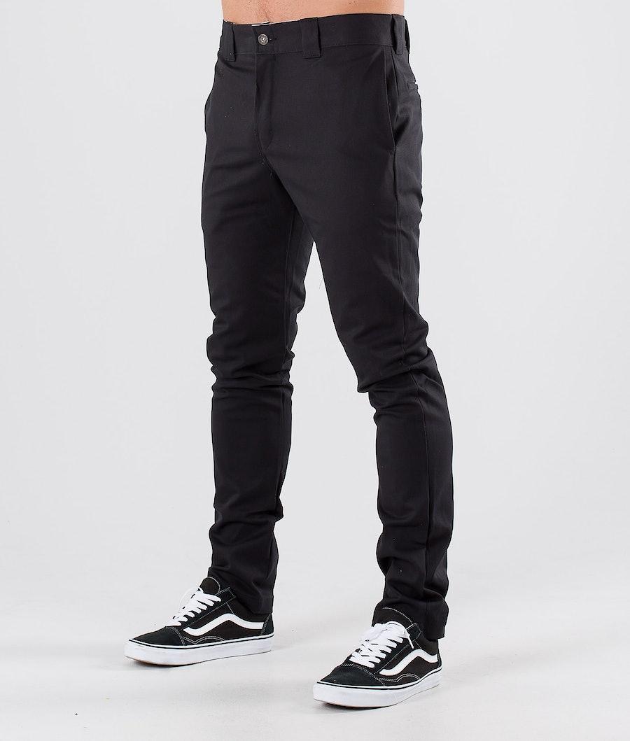 Dickies Slim Skinny Pant Byxa Black