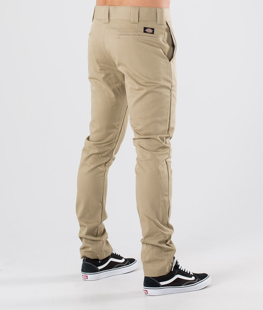 Dickies Slim Skinny Pant Byxa British Tan