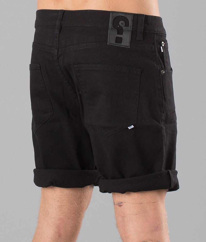 Sweet SKTBS Slim Colored Shorts Black