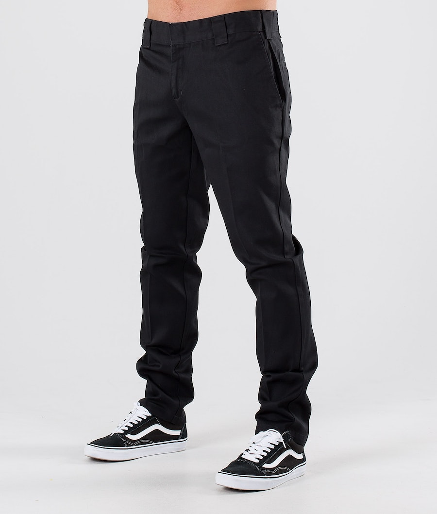 Dickies Slim Fit Work Pant Byxa Black