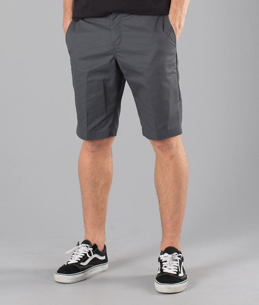 Dickies Industrial Work Shorts Pantaloncini Charcoal Grey