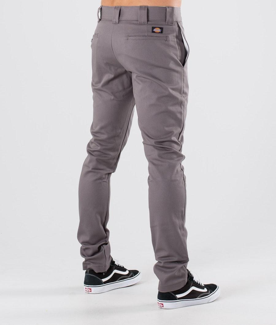 Dickies Slim Skinny Pant Bukser Gravel Grey