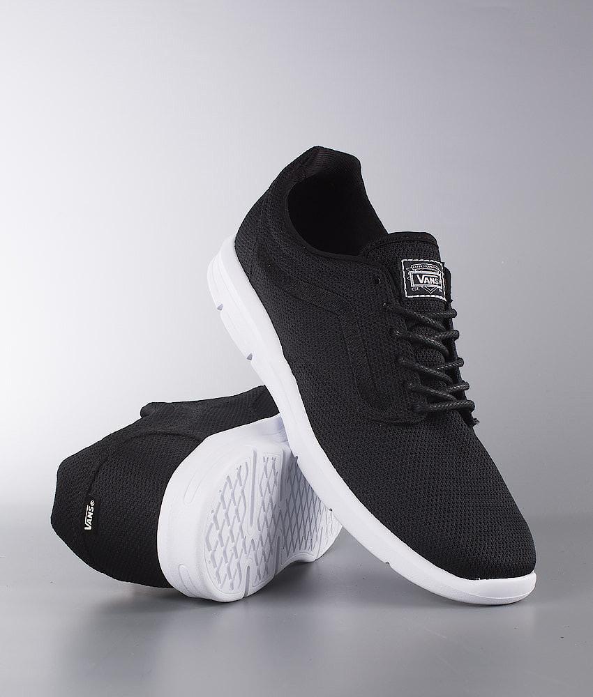 Vans Iso 1.5 Shoes (Mesh) Black - Ridestore.com 8f4445689