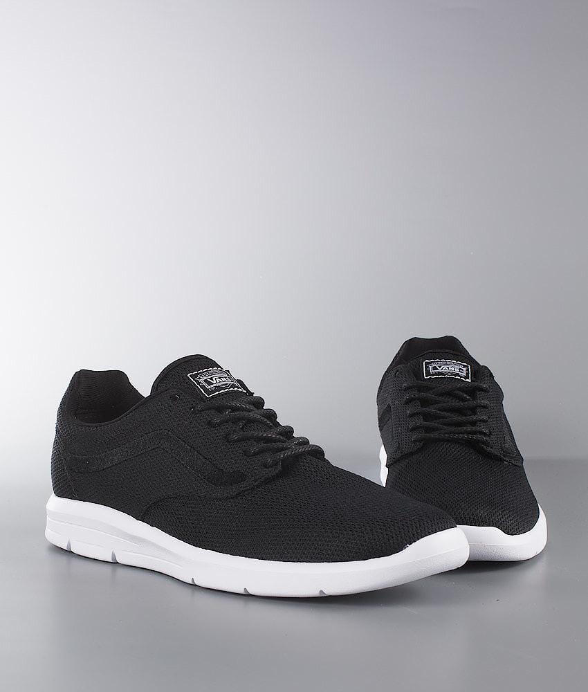14a640def685 Vans Iso 1.5 Shoes (Mesh) Black - Ridestore.com