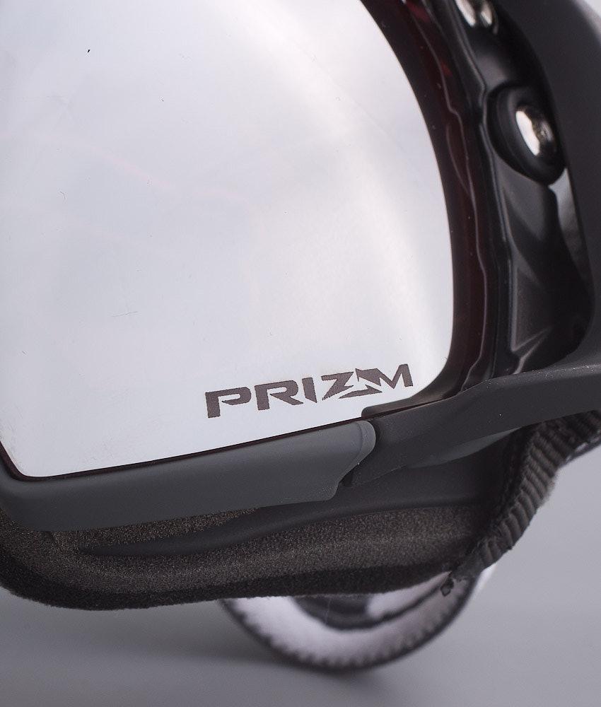 bdb1bdad99 Oakley Airbrake Ski Goggle Shaun White Signature Gunmetal Grey w ...