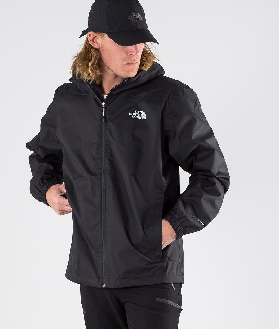 The North Face Quest Ulkoilutakki Tnf Black