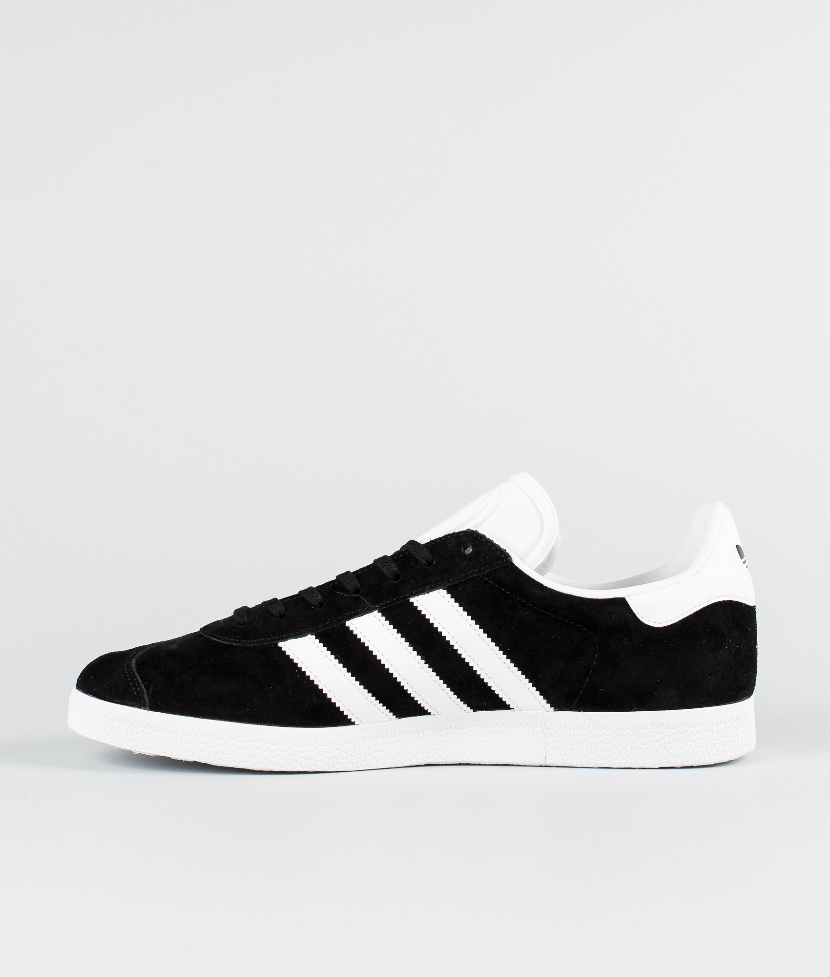 535316cc Adidas Originals Gazelle Sko Core Black/White/Goldmt - Ridestore.no