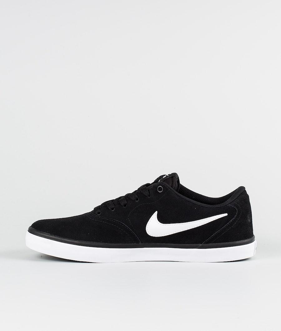 Nike Check Solar Skor Black/White