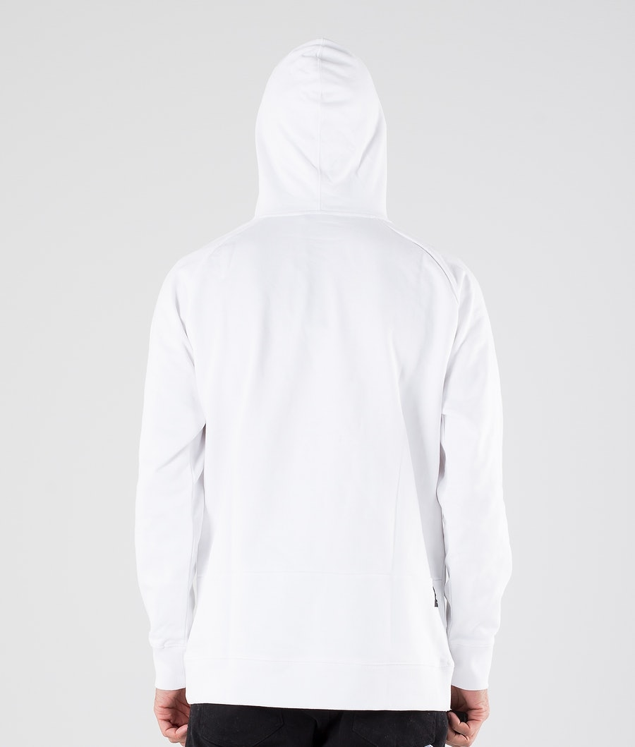 Dope 2X-Up Hood White