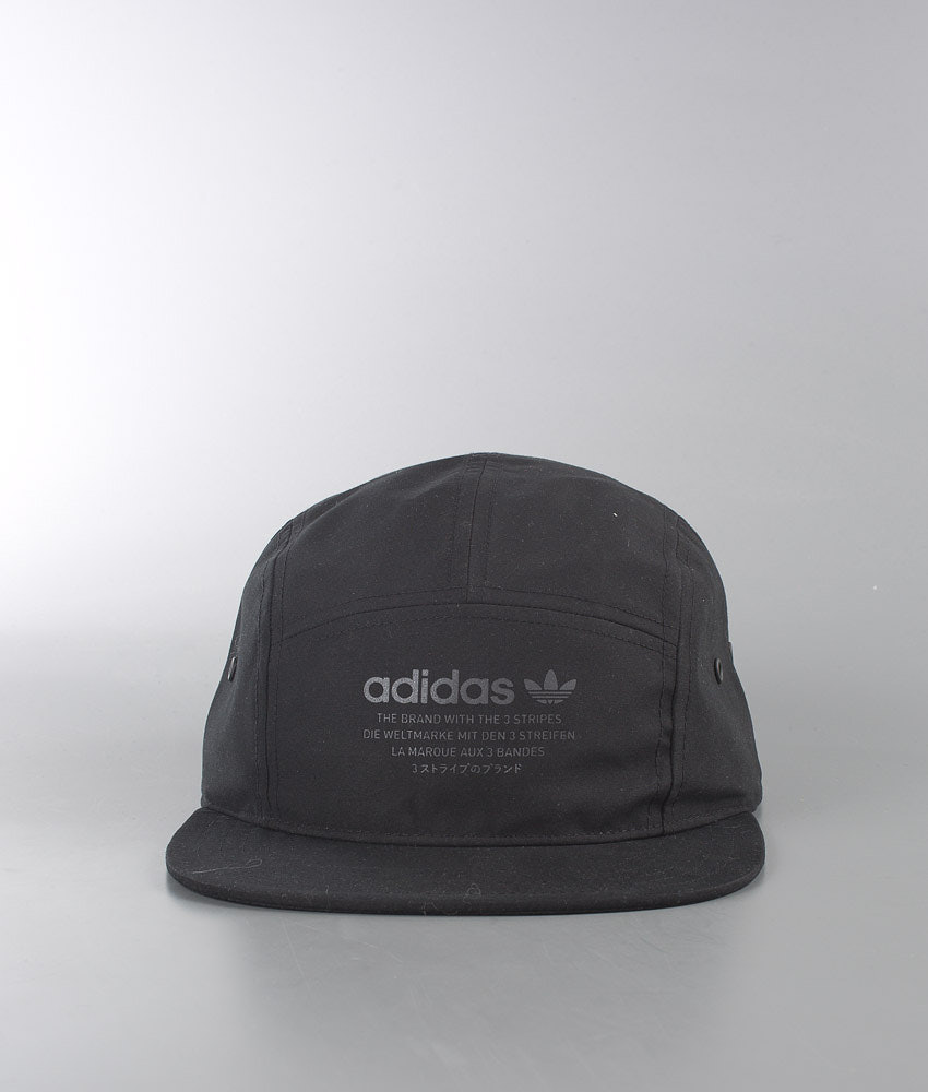 df1659d2715 Adidas Originals Nmd 5 Panel Cap Black - Ridestore.com