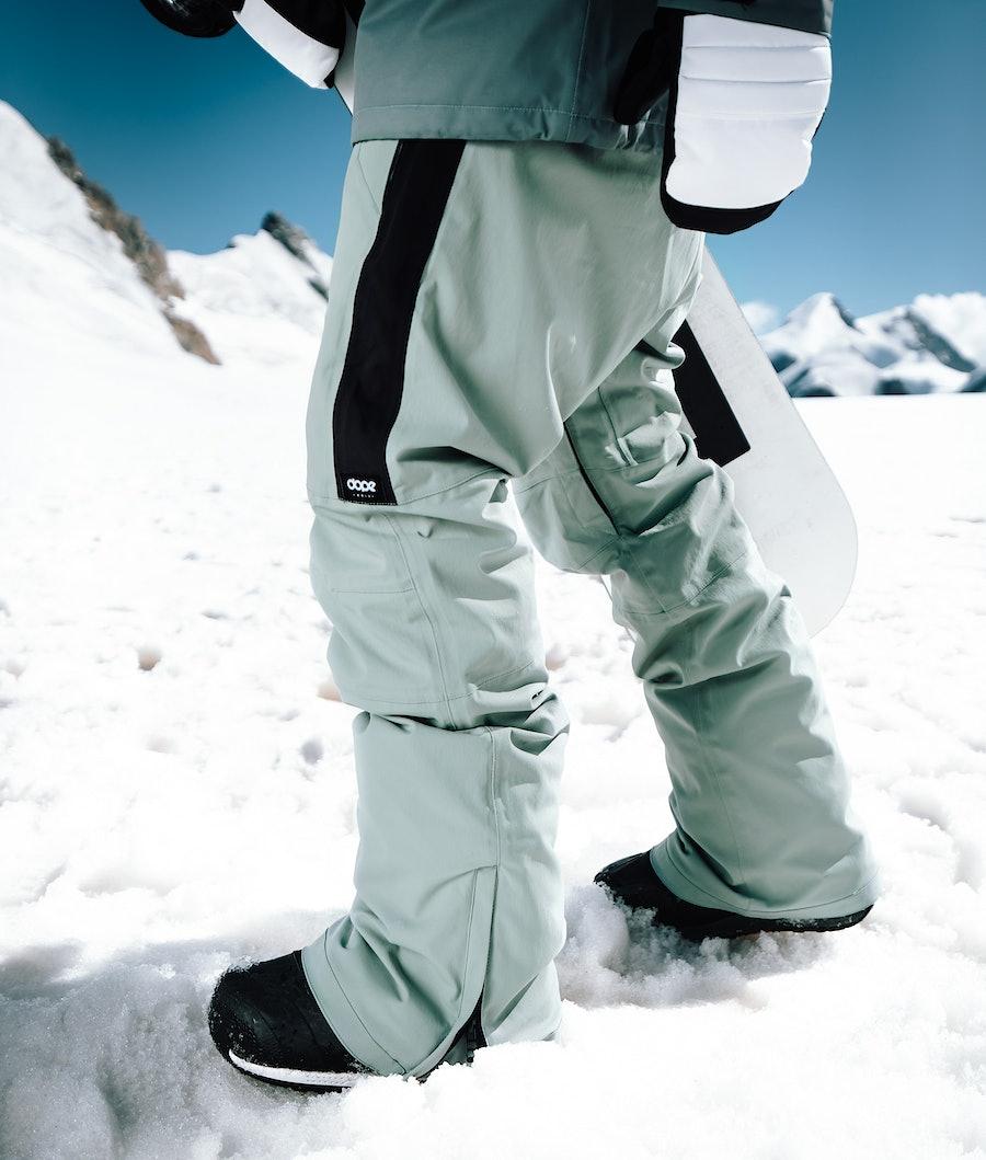 Dope Hoax II Snowboardbukse Dusty Green
