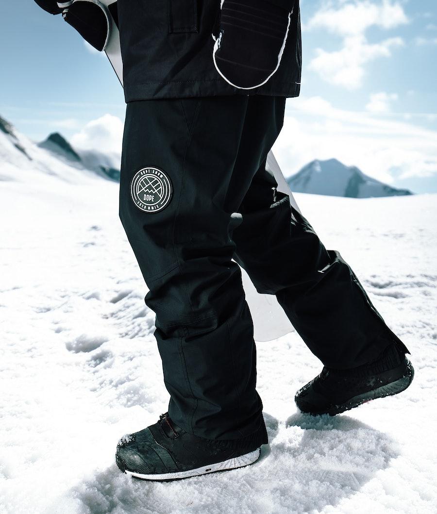 Dope Blizzard Snowboardbukse Black