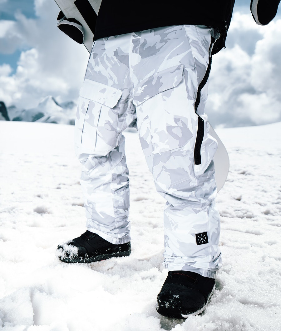 Dope Antek Snowboardhose Tux Camo