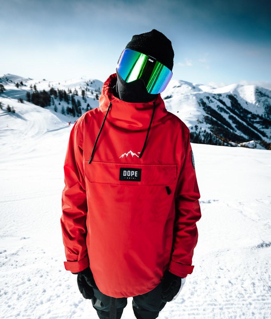 Dope Blizzard LE Giacca da snowboard Red