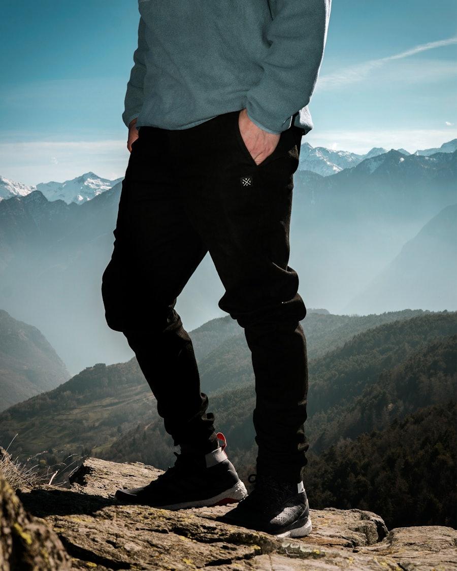Dope Valdez Byxa Black