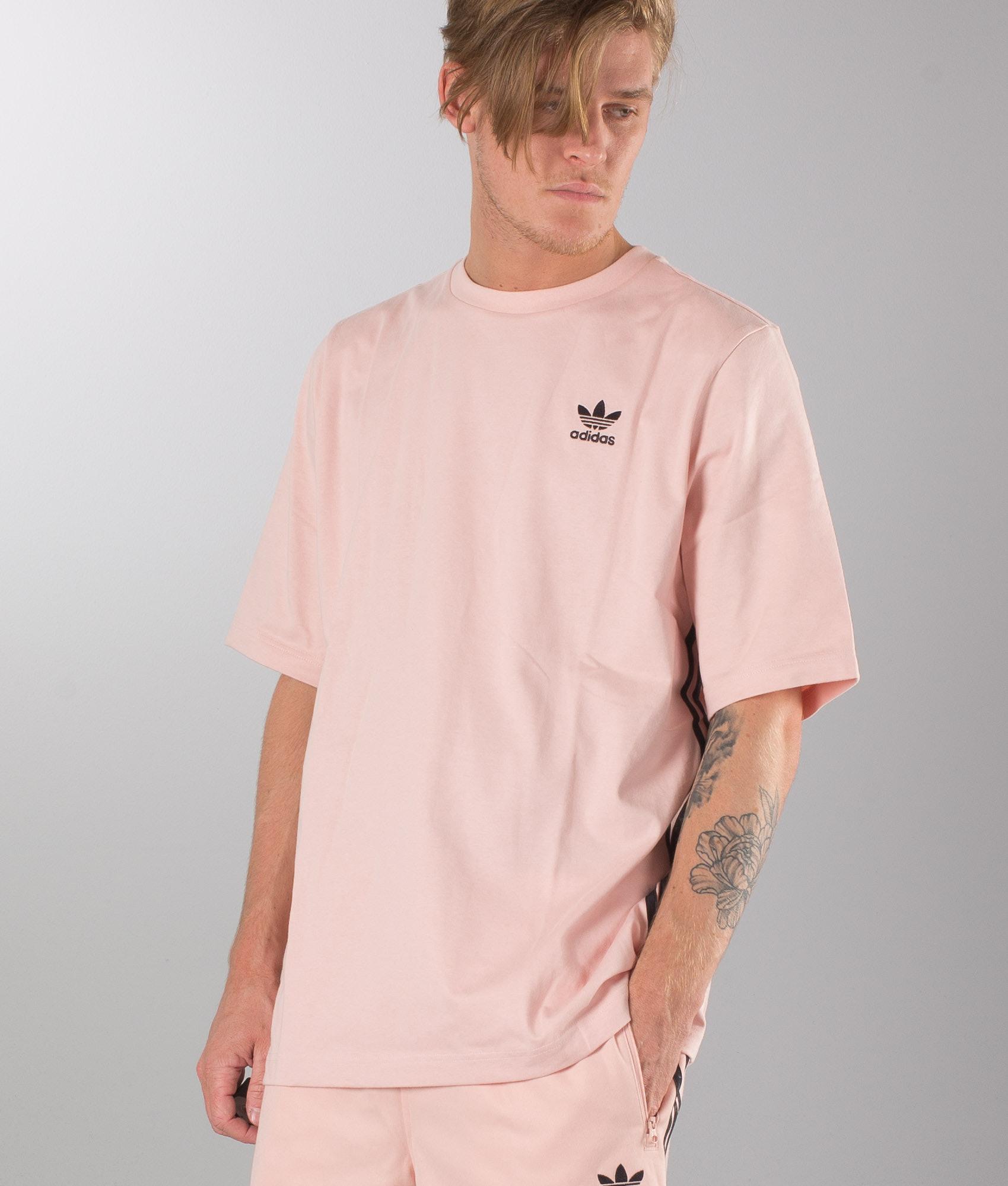 Adidas Originals OB Boxy T-shirt Pink