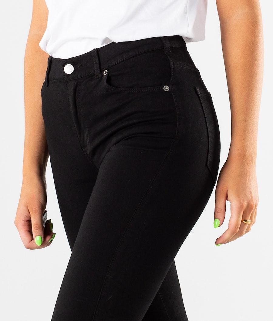 Dr Denim Lexy Women's Pants Black