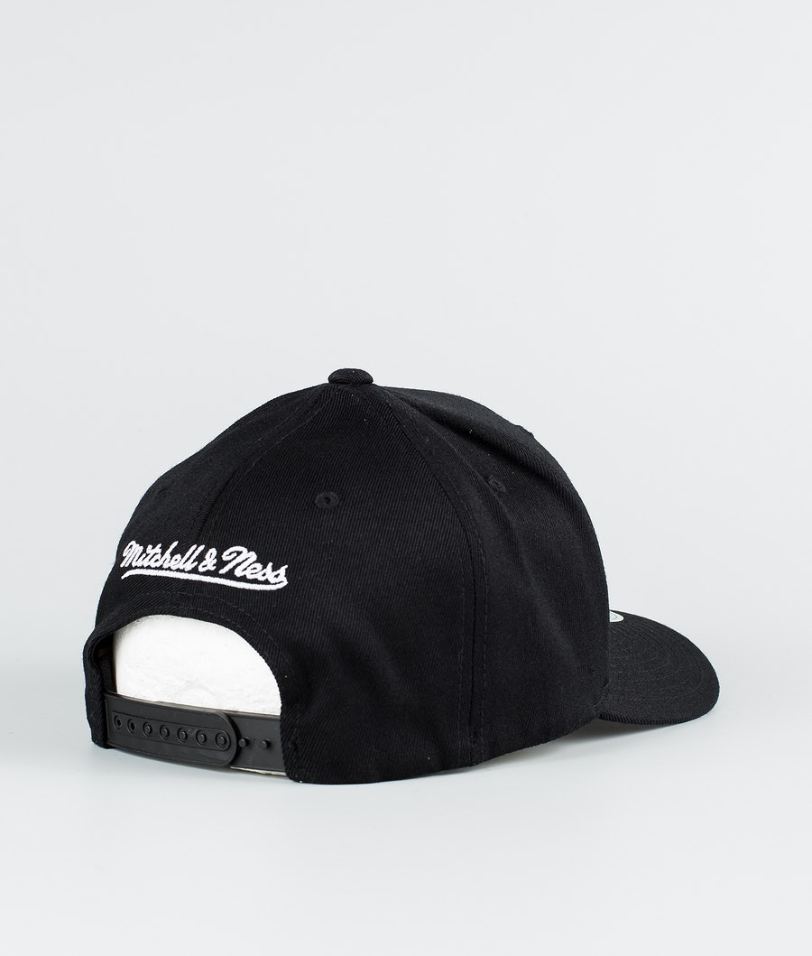 Mitchell and Ness Pinscript 110 Keps Black
