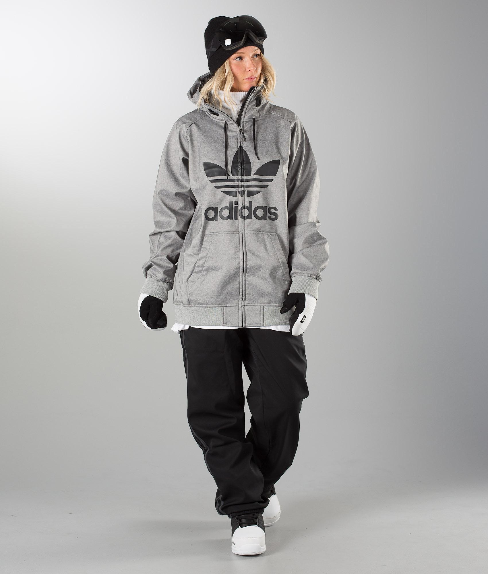 Adidas Snowboarding Greeley Unisex Snowboardjacke Corhtr Black ... 9336df6dad