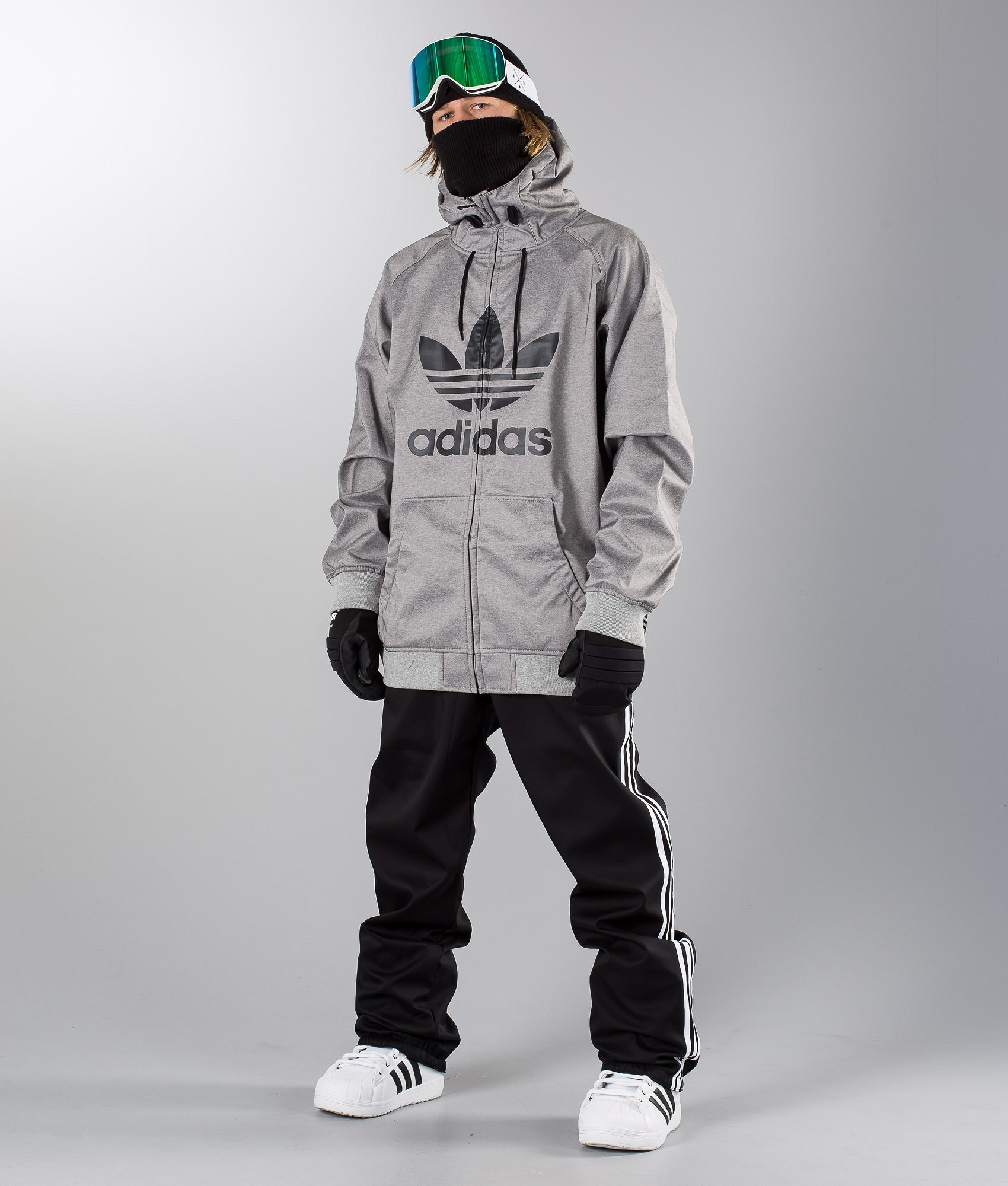 detailed look fd8b6 36e58 Adidas Snowboarding Greeley Snowboard Jacket