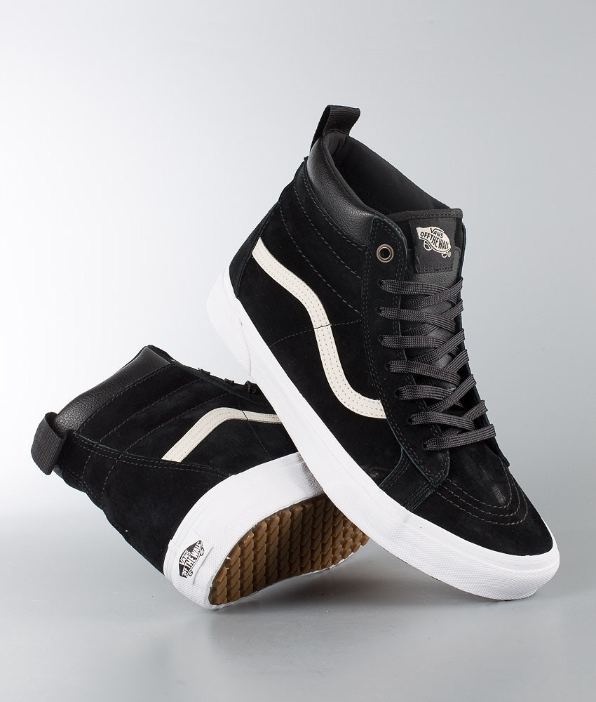 3f4692989723 Vans Sk8-Hi Shoes (Mte) Black Night - Ridestore.com