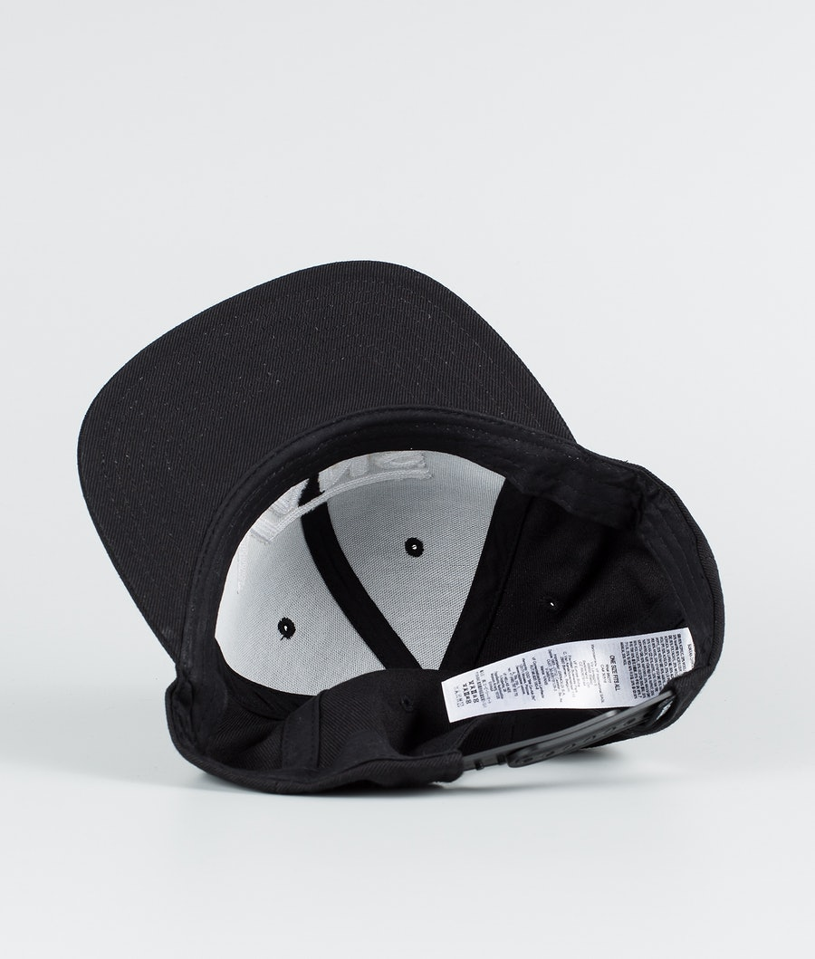 Vans Drop V II Snapback Caps Black/White