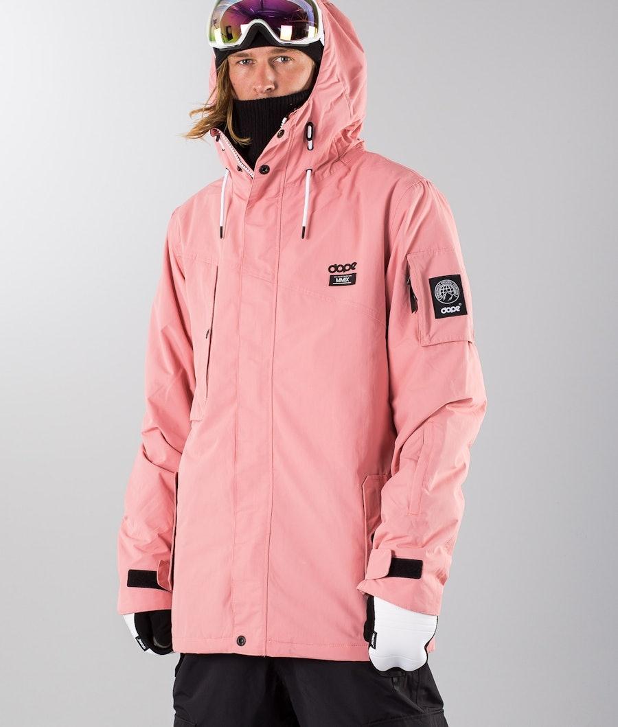 Dope Adept 18 Renewed Snowboardjacka Pink