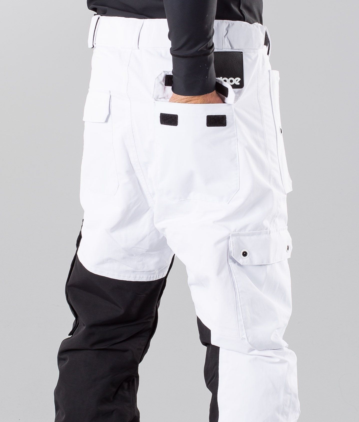 06be403e49 Dope adept snow pants black white jpg 1436x1689 Black and white snow pants