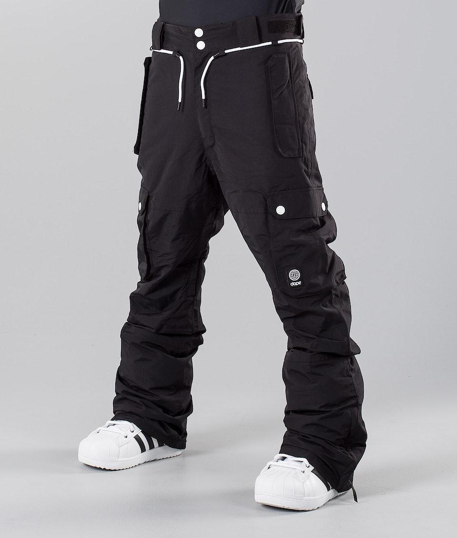 Dope Iconic 18 Pantalon de Snowboard Black