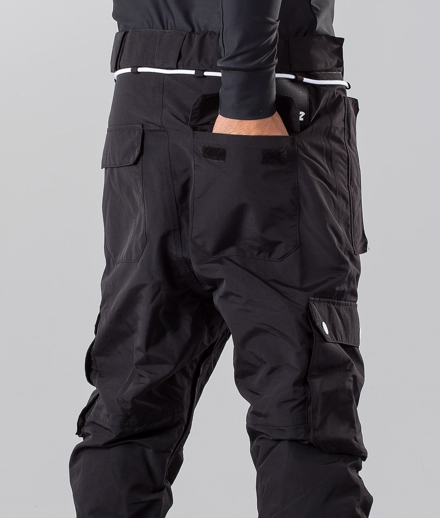 Dope Iconic 18 Snowboard Pants Black