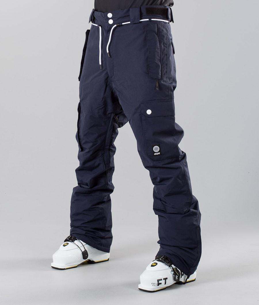 Dope Iconic 18 Ski Pants Marine