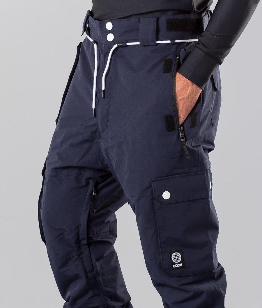 Dope Iconic 18 Snowboard Pants Marine
