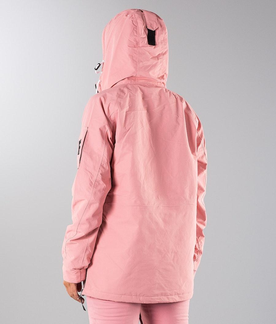 Dope Annok W 18 Snowboardjacke Damen Pink