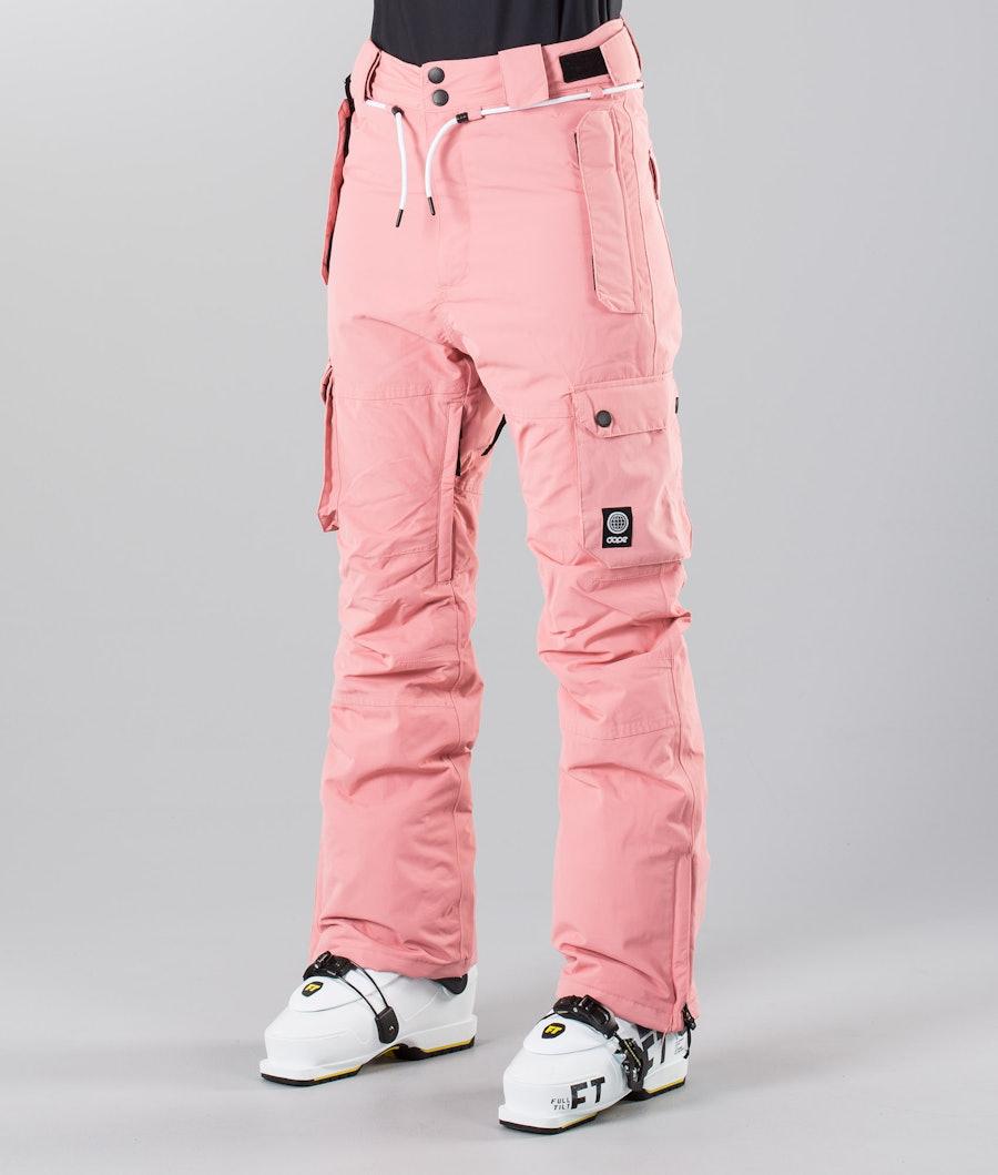 Dope Iconic W 18 Pantaloni da sci Pink