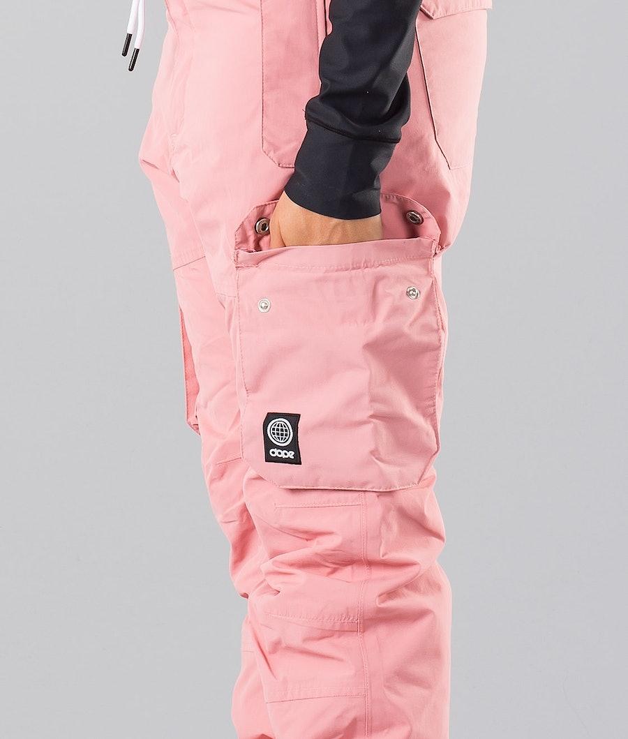 Dope Iconic W 18 Women's Ski Pants Pink