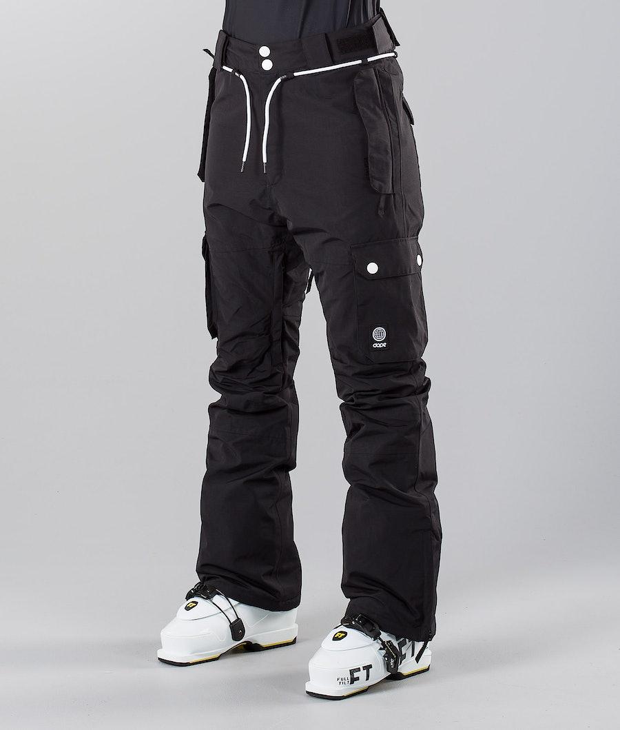 Dope Iconic W 18 Skidbyxa Black