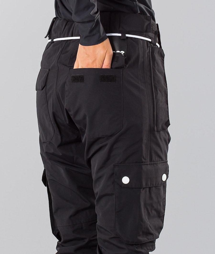 Dope Iconic W 18 Women's Ski Pants Black