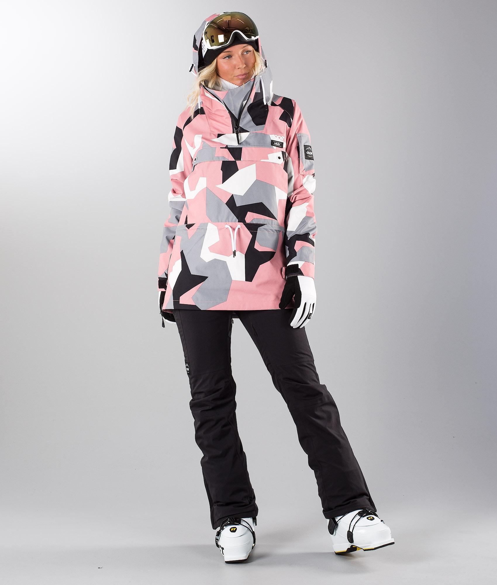 4d43dd56bc11 Dope Annok W Skidjacka Pink Camo - Ridestore.se