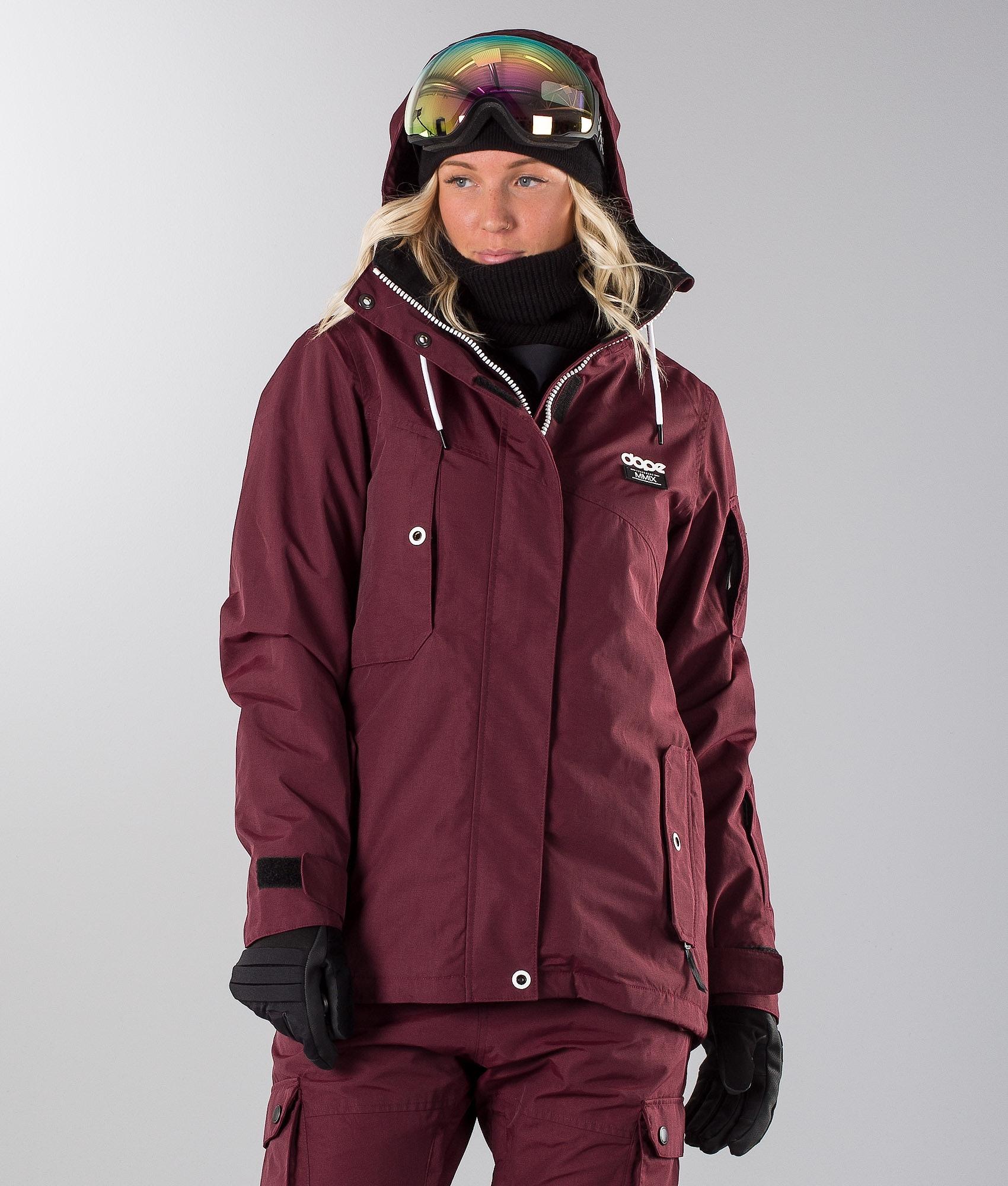 Winterjas Zonder Bont.Ski Jas Dames Snelle Gratis Verzending Ridestore