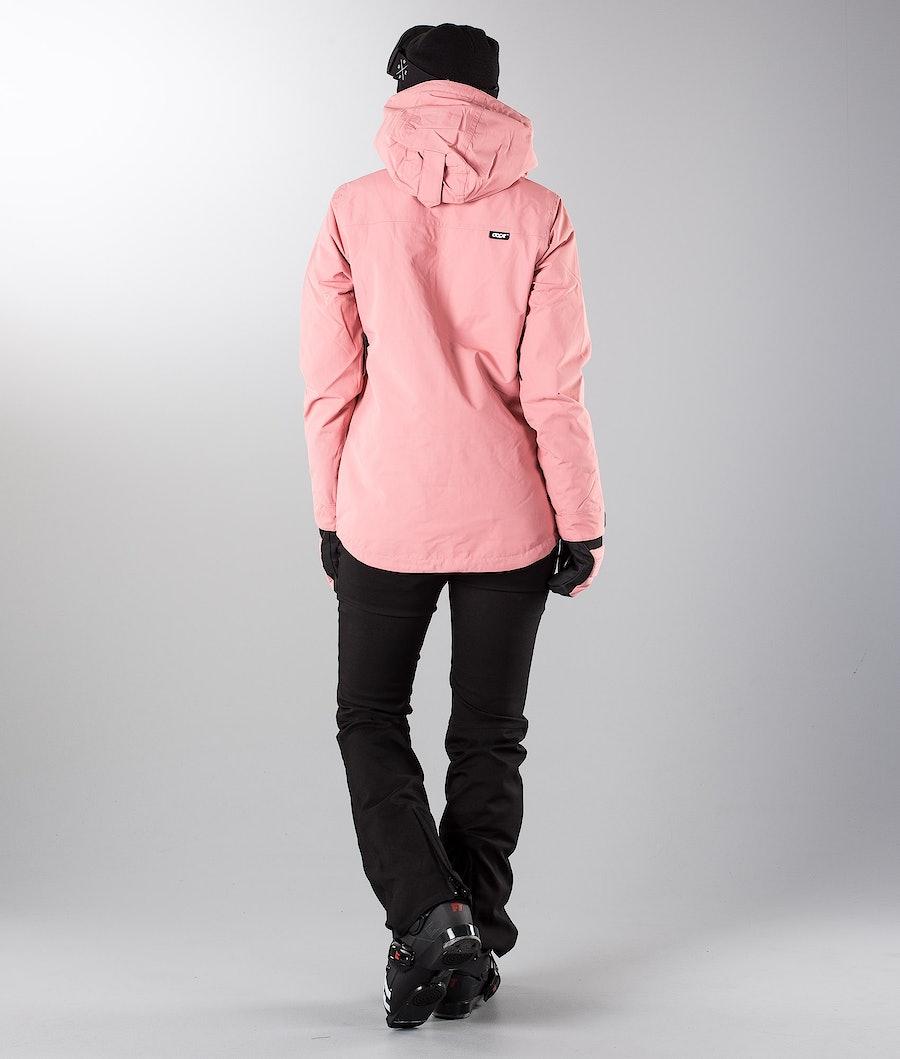 Dope Divine 18 Skijacke Damen Pink