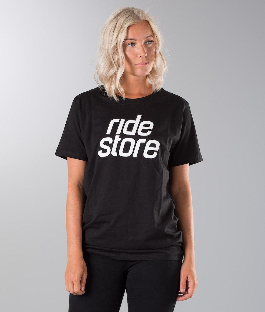 Ridestore MMXVIII Unisex T-Shirt Black