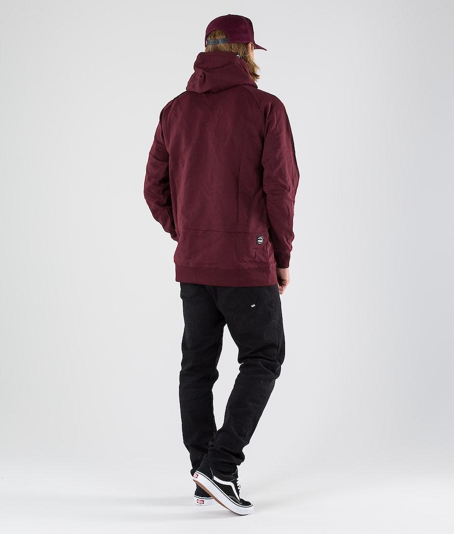 Dope 2X-UP Hood Burgundy