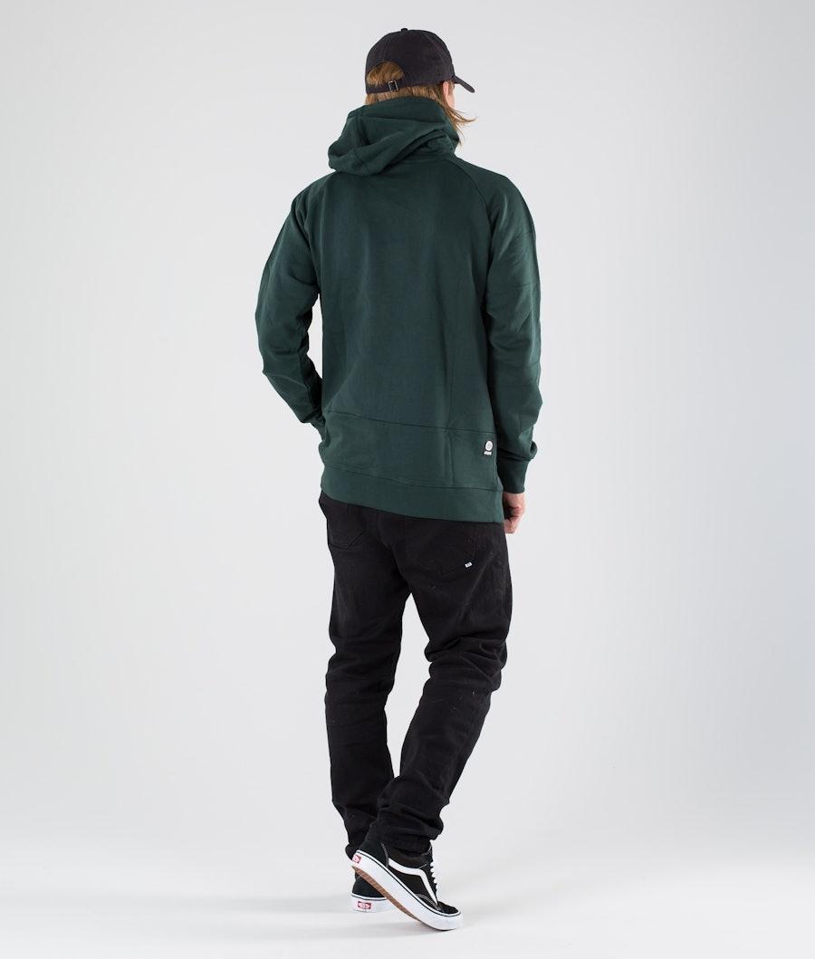 Dope 2X-UP Hood Royal Green