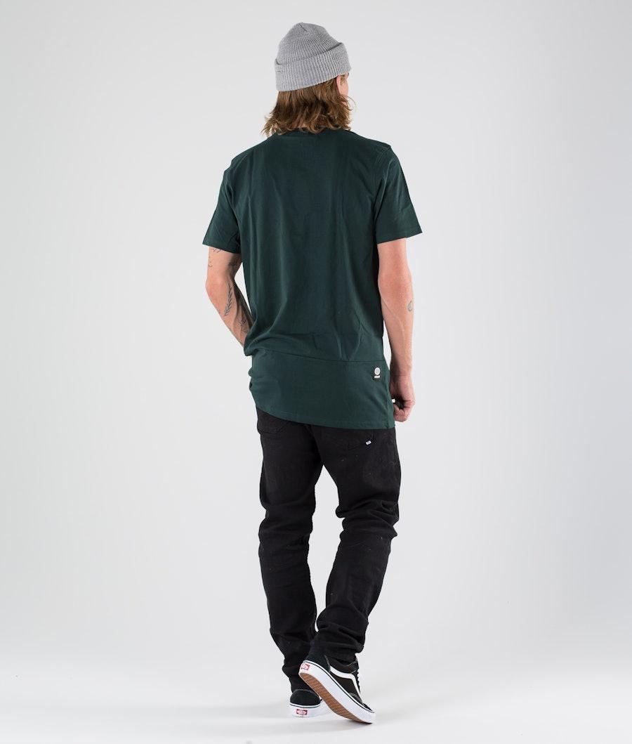 Dope 2X-UP T-shirt Royal Green