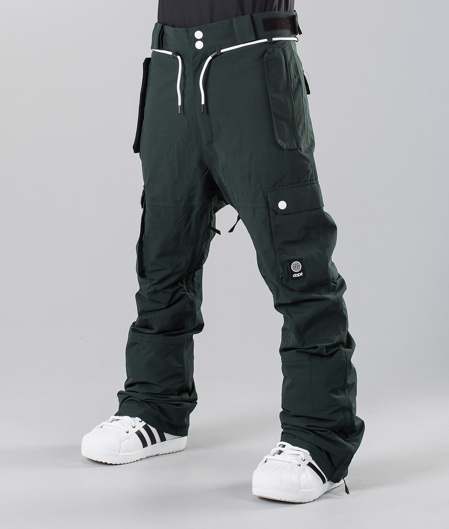 Dope Iconic 18 Snow Pants Green