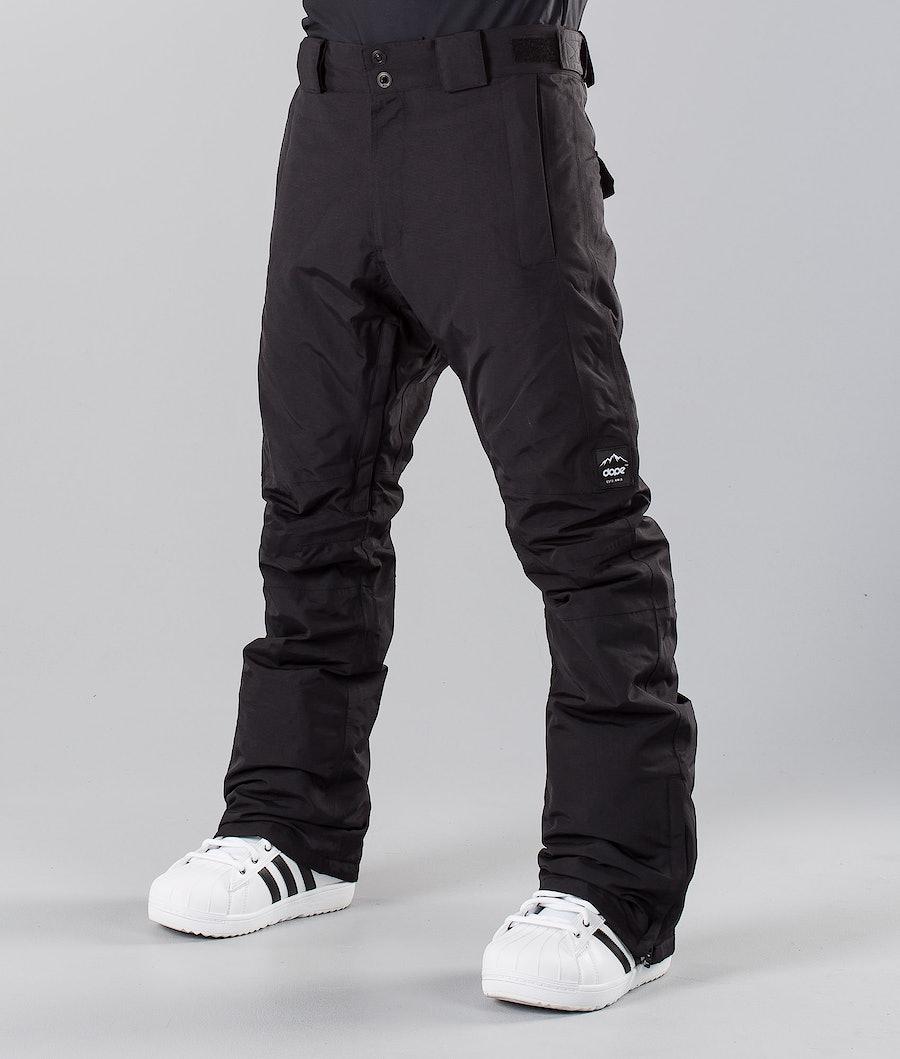 Dope Hoax II Snow Pants Black