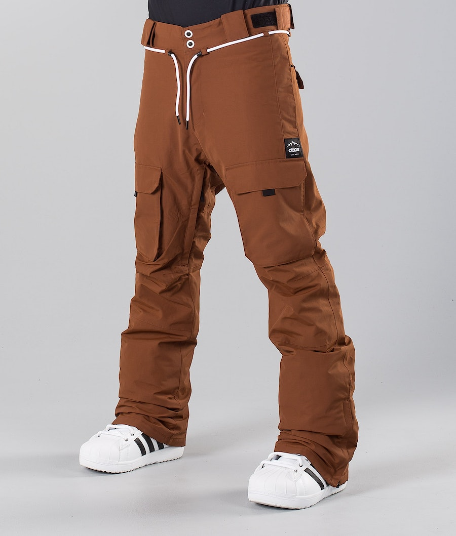 Dope Poise Snow Pants Adobe