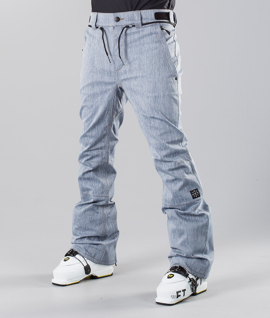Dope Tiger 18 Skibukse Denim