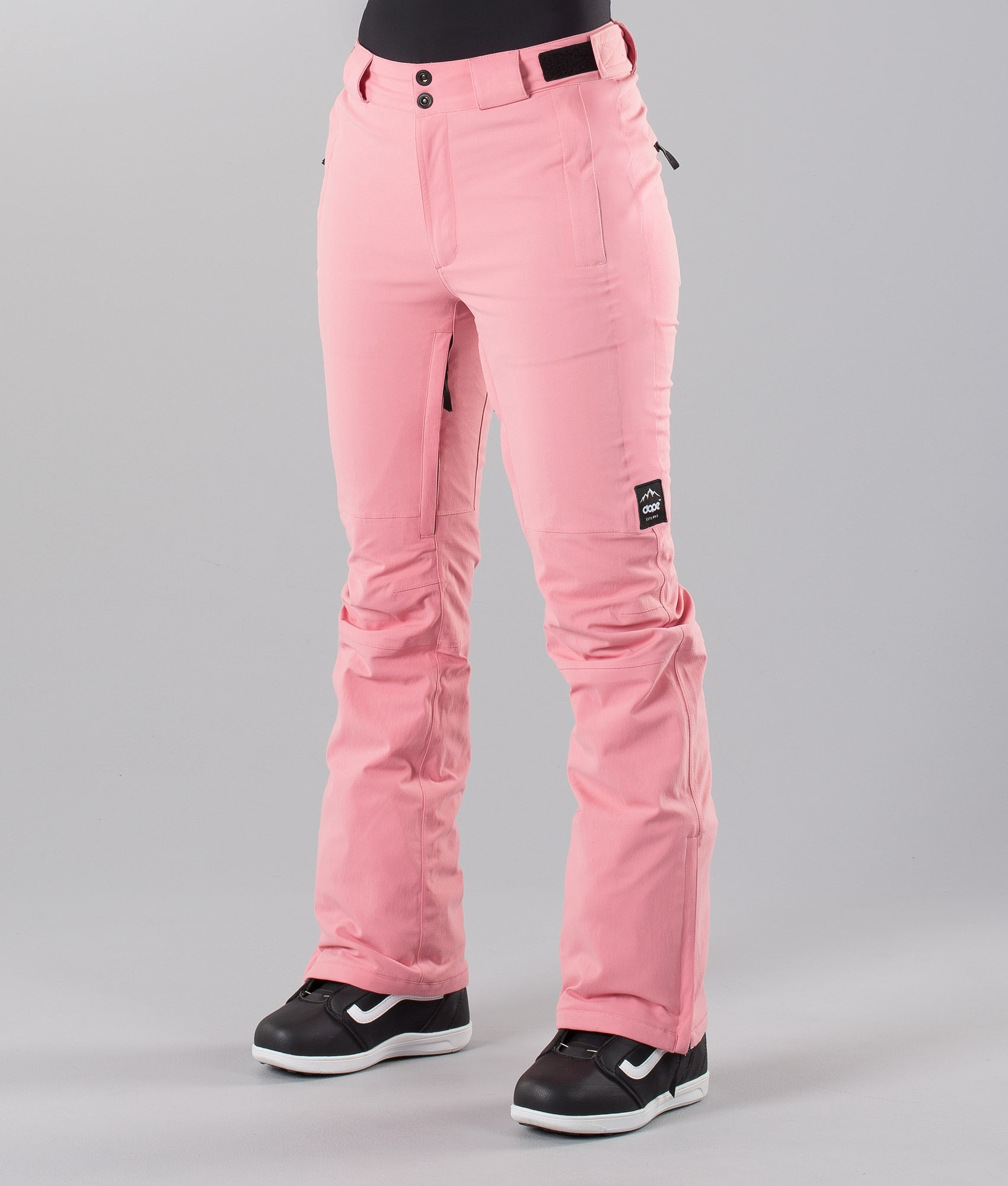 a24b958768 Dope Con Snow Pants Pink - Ridestore.com