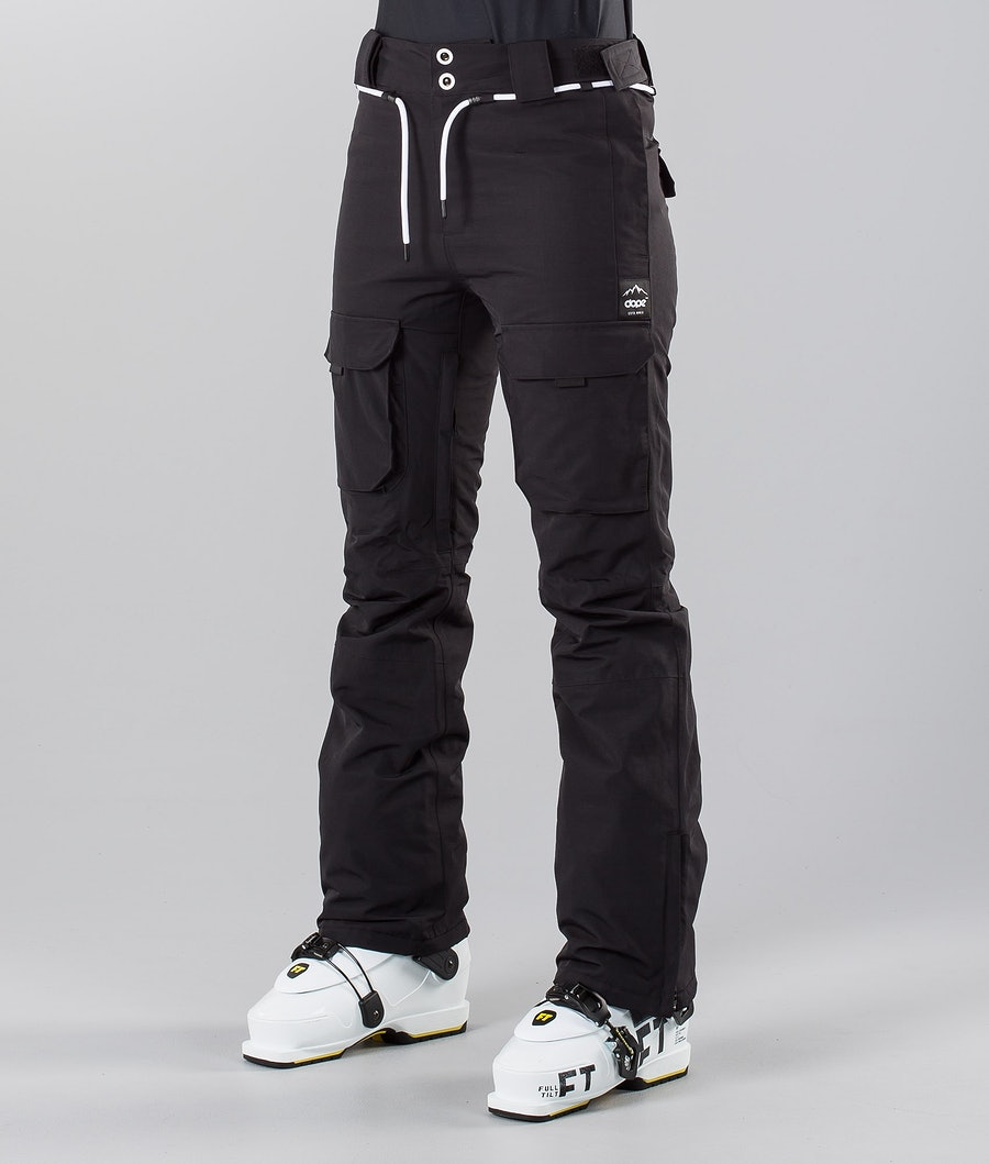 Dope Grace 18 Ski Pants Black